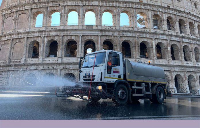 Sanificazione case Roma