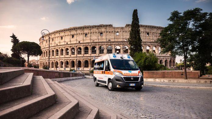 Ambulanze private Roma nord